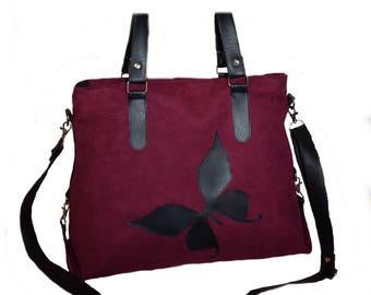 Shoulder Bag Butterfly