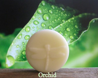 Orchid Organic Lotion Bar Butter Pocket Size 2 oz