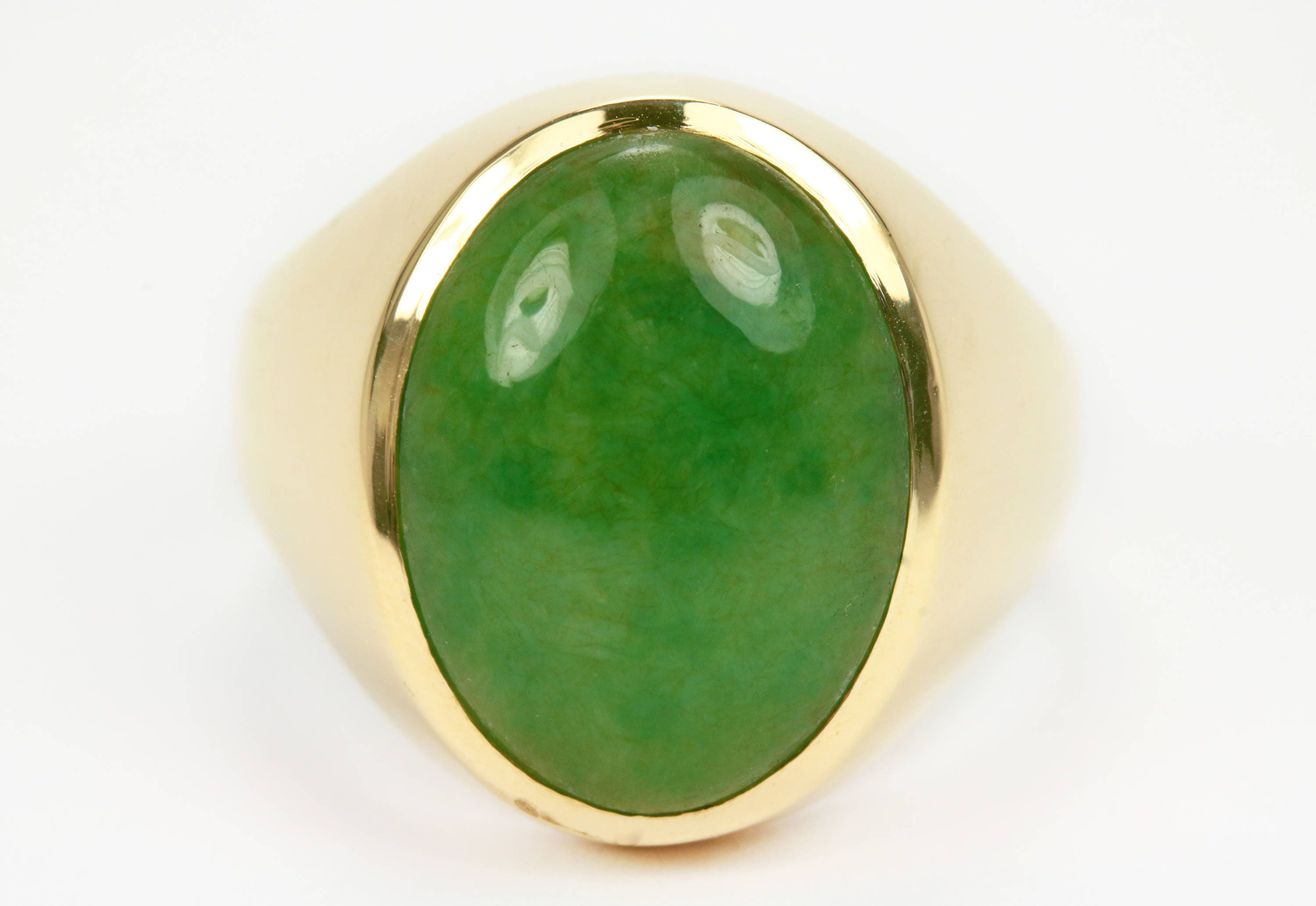 moda emerald ring operandi katz of a loading large one oval kind by green martin