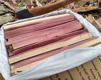 Aromatic Eastern Red Cedar Kindling