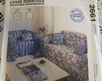 Slipcover Pattern