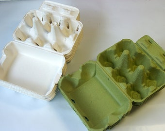 10 Egg Cartons Gift Box - 6 Holding Type Egg Carton