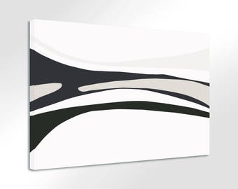Extra Large Wall Art Abstract Painting Large Canvas Painting Wall Art Minimalist Art Print Edgy Abstract Canvas Print Modern Fine Art Gift