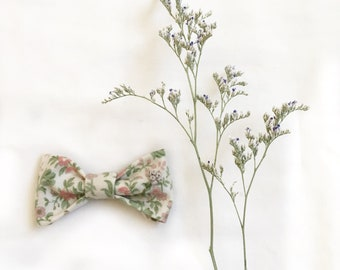 The Petite Bow | Vintage Floral | Wildflower