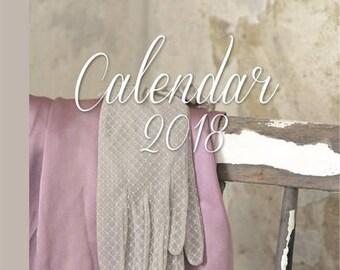 Jeanne d' Arc Living Calendar 2018 SALE!