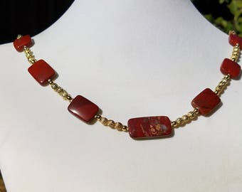Red Creek Jasper and Pewter