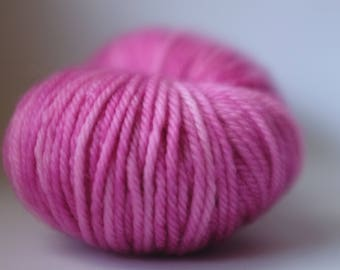 DARLING ROAD DK, 3 available, Purrfect, batch 021217, ~101g, 100% superwash merino yarn, hand-dyed, dk, aran