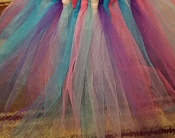 Handmade tutu choose your colors