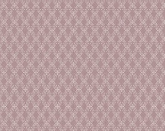 Gathered by Bonnie Christine Cultivated in Delight- Art Gallery Fabrics purple lilac blender fabric