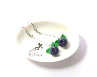 Earrings Watermelon Studs, Fruit Slice Earrings-Earrings-Earrings-Summer Handmade-Summer Studs 15mm