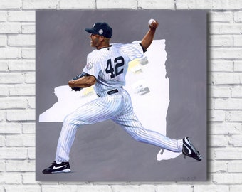 Mariano Rivera prints