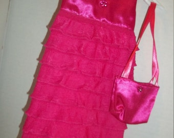 Party Dress for 18 inch doll