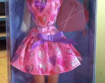1998 Special Edition Valentine Barbie Doll