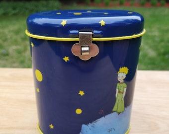 The Little Prince Metal Piggy Bank/Tirelire en métal Le Petit Prince