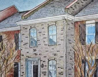 Full Detail:  Exterior Home Rendering