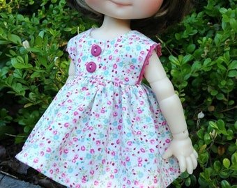 "PASTELS  made to fit 11"" Patti Meadowdoll  by Darla"