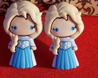 Frozen's Elsa Earrings