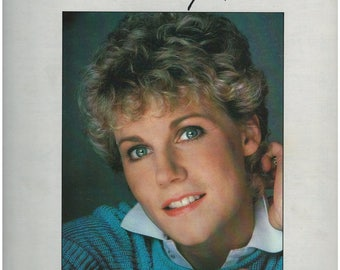 Sheet Music – A Little Good News – Anne Murray – Piano, Vocal and Guitar – Vintage Sheet Music