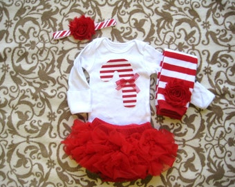 Baby Girls Candy Cane Christmas outfit,Christmas Outfit baby girls,Christmas Photo shoot,Candy Cane Legwarmers,Candy Cane Shirt,Holiday