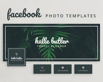 Facebook Cover, Timeline Template for Social Media, Facebook Cover Photos, Business Branding Facebook Banner, Timeline Cover Photoshop