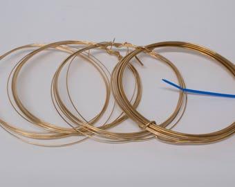 Gilding Metal Wire x 3m long