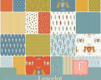 Lancelot - 10 inch Stacker Layer Cake COMPLETE Bundle (42 Piece) Rachel Erickson Citrus & Mint Designs - Riley Blake Fabrics