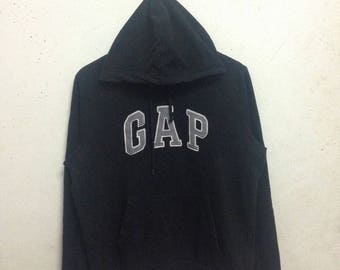 Vintage 90's Gap Hoodies Sweatshirts Size M