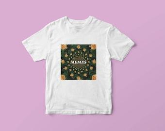 Meme Flower Kaleidoscope T-shirt