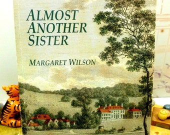 Almost Another Sister Margaret Wilson Jane Austen Interest Book Fanny Knight her favourite Niece Paperback 1st Ed