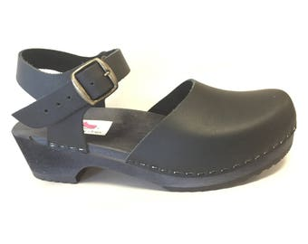 Design your Own Mary Jane- Low Heel with buckle ankle strap
