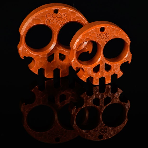 Compact Copper Skully Multi-Tool, .5""