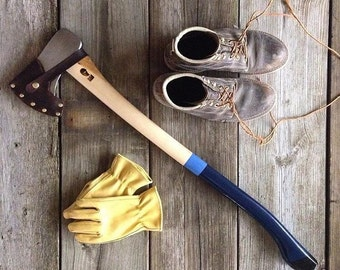 Journeyman Axe - The Workingman's Tool