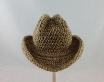 Baby Cowboy Hat - Baby Cowgirl Hat - Infant Cowboy Hat - Baby Cowboy - Infant Cowboy - Western Hat - Baby Western Wear - Baby Western