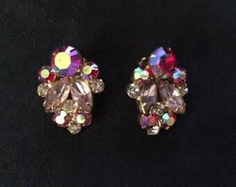 Sparkling Clip-On Earrings