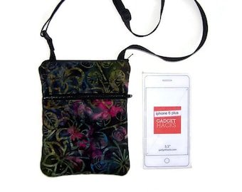 iPhone Purse, Small Purse, Cell Phone Bag, Phone Purse, Small Crossbody, Galaxy Note