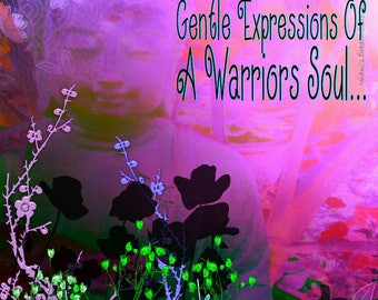 Gentle Expressions of A Warrior Soul Buddha (pink)