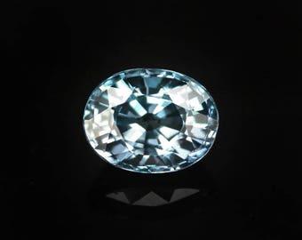 2.4 ctw. alexandrite color change loose gemstone.