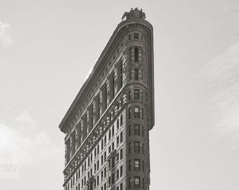 Flatiron Building No. 3369 (5x7)