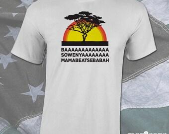 Lion King Men's Shirt