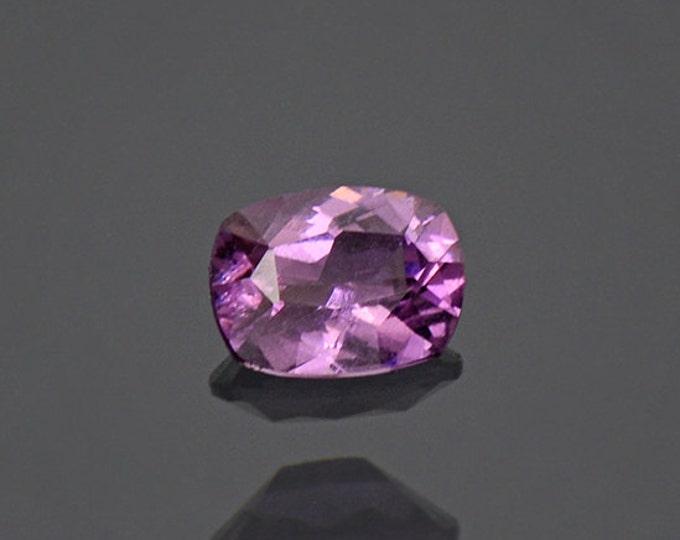 Pretty Steely Purple Spinel Gemstone from Burma 0.76 cts.
