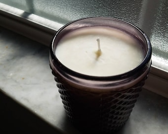 Floral Musk soy candle