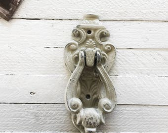 Small Door Knocker, Victorian Home