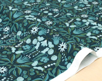 Cotton + Steel Amalfi - freja turquoise - fat quarter