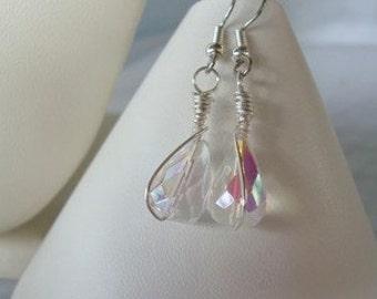 The Elegance of Crystals Earrings