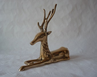 Deer brass