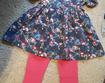 Size 3  Old Navy Dress and Pants