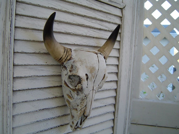 Skull Man Cave Decor : Wooden skull table man cave woodworking woods and