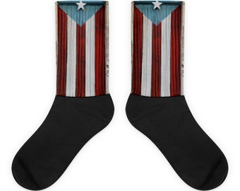 Puerto Rican Socks