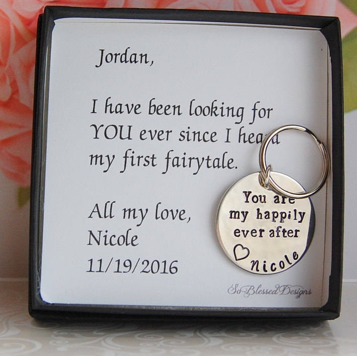 Wedding Gifts From Groom To Bride Day Of Wedding: GROOM Gift From Bride To Groom From Bride Gift For Fiance