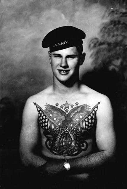Vintage nude men pic 68